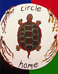 """Cover for """"Circle...Home"""""""