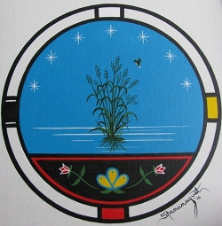 Native Wild Rice Coalition logo