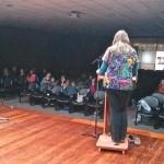 Open Mic at ICPNA (Av. Tullamayo), Feb. 11.